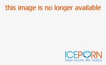 Big natural tits babe sucked prick
