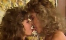 Classic Lesbian Scene With Dirty Blondes