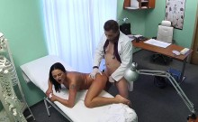 Hot Milf banged by doctor