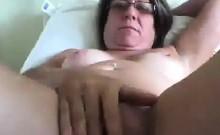Naked Mature Woman Teasing