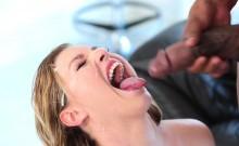 eensLoveBlackCocks-Hot Blonde Takes Colossal Black Cock