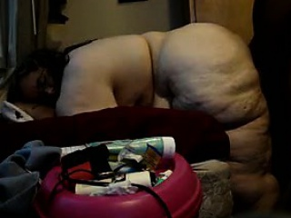 ssbbw banged from behind