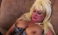 Auntie Susan takes black dick