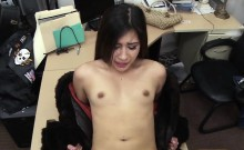 Tight Pussy Babe Moans Loud As Fucked