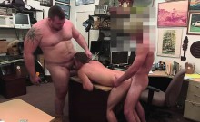 Natural dick sucked dude ties doggystyle