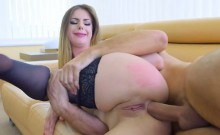 Blondie Stella Cox Loves Anal Dicking From Boss