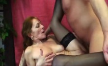 Hot Granny Is Desperate For Hard Sex