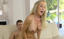 Mature Vixen Brandi Love Gets Her Pussy Rammed