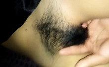Fingering my hairy pussy date from Milfsexdating Net
