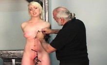Stripped Chicks Roughly Playing In Bondage Xxx Video