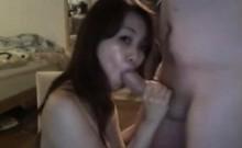 China Girl Gets Enjoyed On Webcam