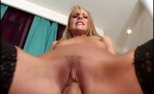 Pornstar anal action