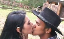 Cute Latina Rafaela Gets Nasty