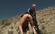 Horny twink Justin Blaber gets his hole used and pissed in