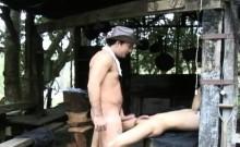 Hot Wild Latino Gay Bareback Sex
