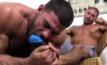 Homemade twink gay porn movies Johnny Hazzard Stomps Ricky L