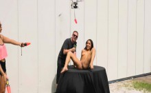 Nicole Bexley on sexual gameshow spreads