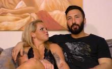 SEXTAPE GERMANY - Steamy fuck with curvy German blondie