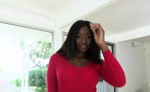 Ebony Camille Pussy Licked And Stuffed With Cock