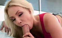 Chesty Slut Kylie Page Devours Big Cock Of Boss