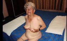 LatinaGrannY Old Mature Granny Ladies