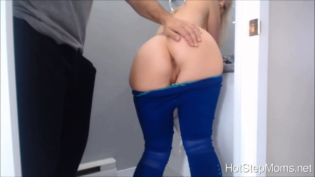 Fucked My Step Mom The Shower