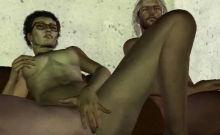 Horny Holiday With Stepmother