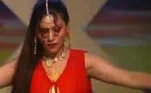 Amateur Indian Striptease