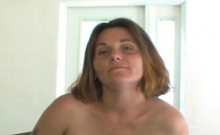 Trashy Blonde Street Whore Sucking Dick Pov For Crack Cash