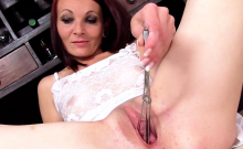Foxy Czech Kitten Gapes Her Tight Cunt To The Extreme72kox