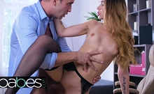 Stacy Snake, Kai Taylor - Office Thief