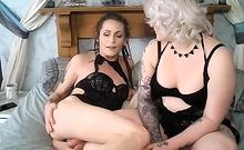 Amateur Tgirl In Lingerie Having A Nice Bum Sex