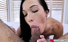 Diana Grace wants more of stepbros meat