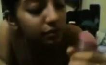 Indian Girlfriend Sucks And Fucks