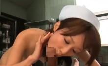 Sexy Asian Babe Banged